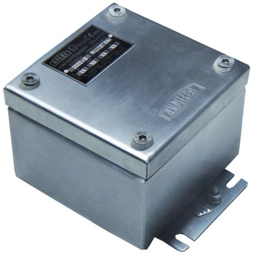 Stainless steel Ex junction box