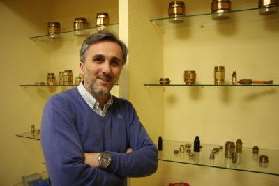 Luis Puente, director comercial y director de Operaciones de Cablebox