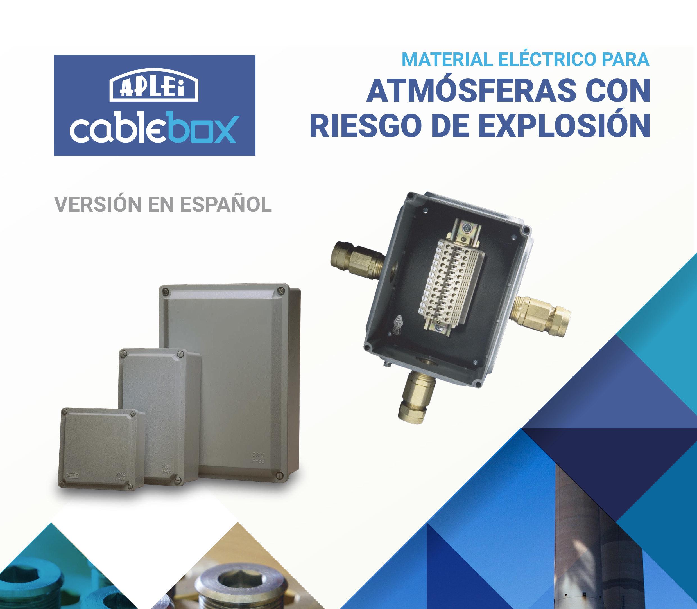 Portada Catálogo de CableBox Aplei